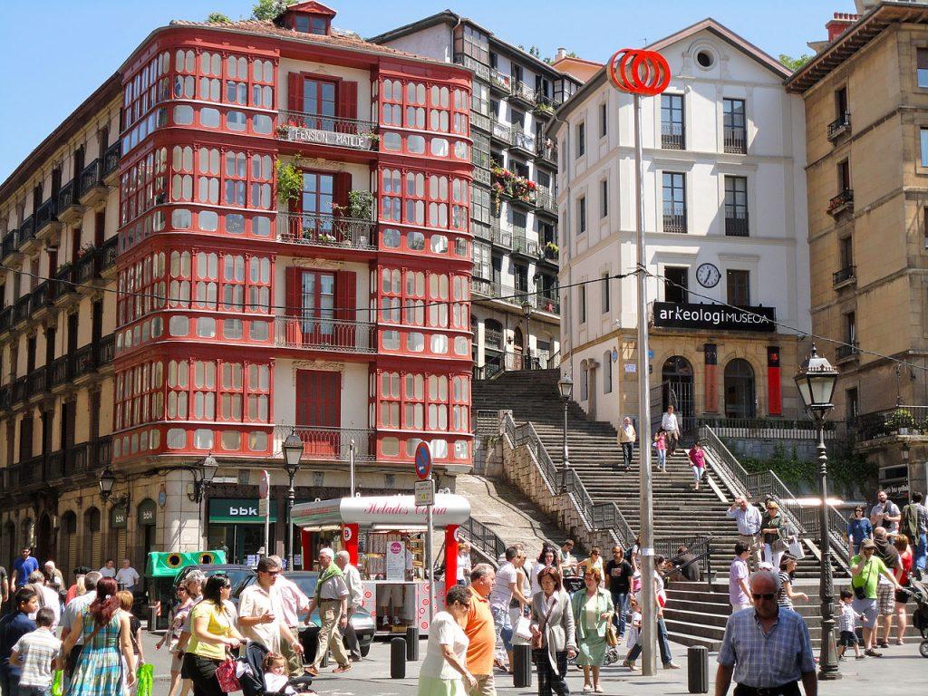 Compras Casco Viejo Hotel Gran Bilbao