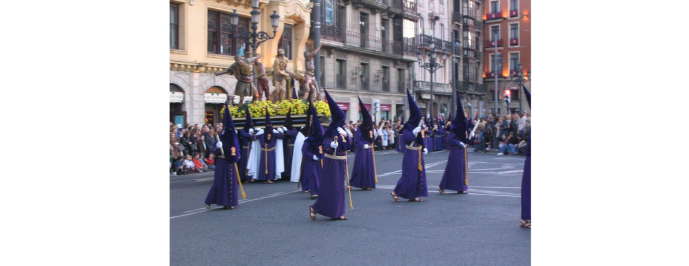 Semana Santa Bilbao Hotel Gran Bilbao
